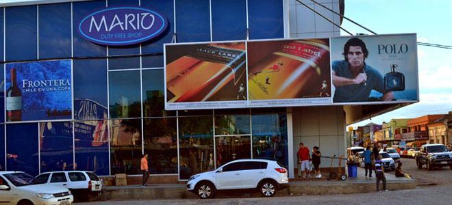 Free shop artigas uruguai
