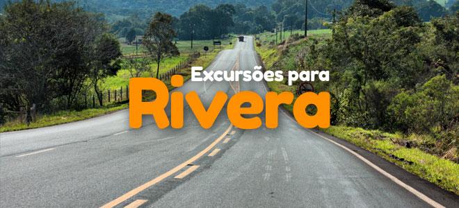 Excursões Regulares para Rivera pela Ouro e Prata Turismo