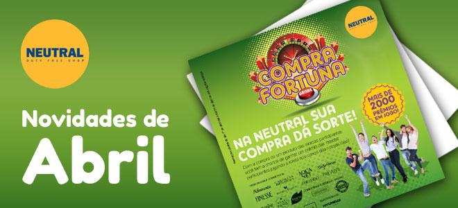 Neutral: Novidades de Abril/2014