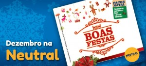 Neutral Free Shop: Boas Festas - Dez/14