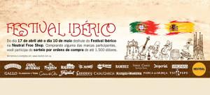 Neutral Free Shop - Participe do Festival Libérico