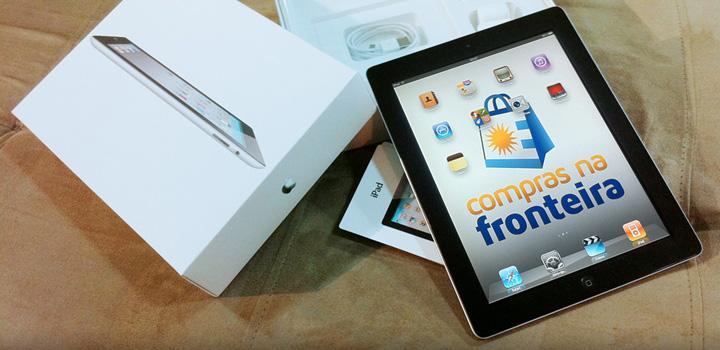 Ganhe um iPad 2: Promoção Compras na Fronteira 2 Anos