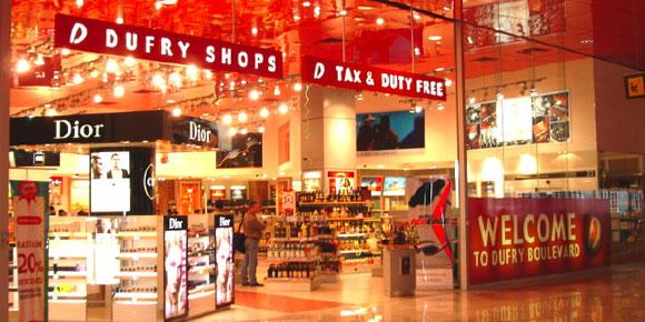 Receita Federal autoriza Free Shops fora das áreas de desembarque