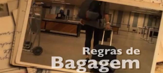 Reportagem da Receita Federal sobre Regras de Bagagem