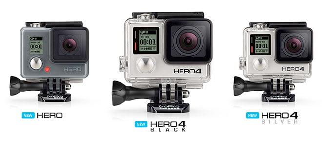 GoPro, a câmera super versátil começa a me chamar atenção