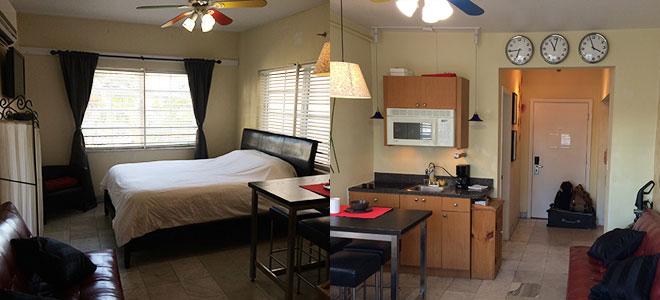 Hotel em Miami? Alugue um apartamento e pague barato