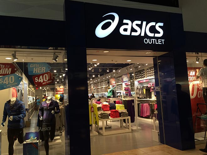 asics outlet sawgrass mall