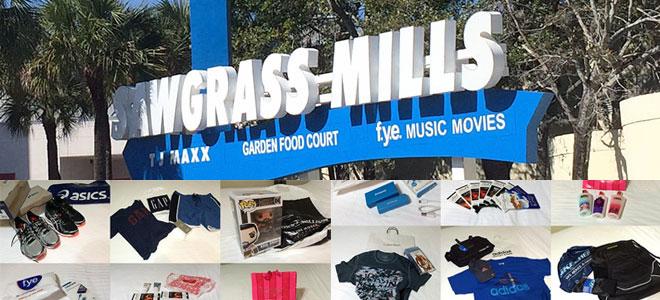 Sawgrass Mills – Lojas e Compras