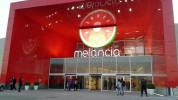 Visite Rivera e o Melancia Shopping