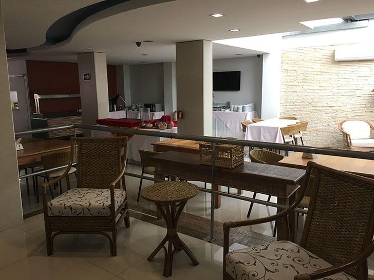 Hotel Emirates - Restaurante