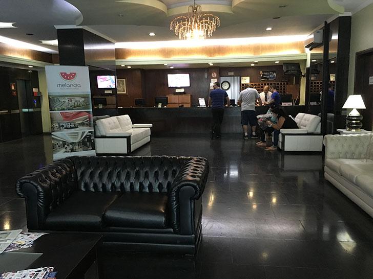 Hotel Verde - Recepção
