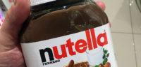 Nutella: Vai um pote aí? Nos Free Shops tem e baratos!
