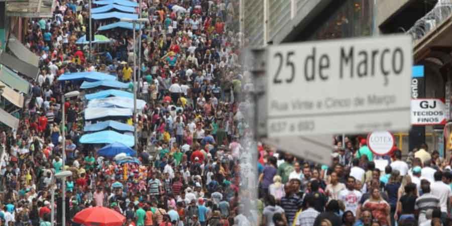 25 de Março - São Paulo